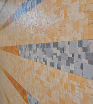 Mosaic Texture detail