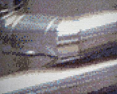 Particolare Mosaico Pixel