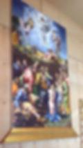 Framing Mosaic Artwok