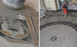 Restauro del terrazzo veneziano