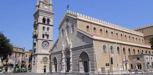 Duomo di Messina Arco di Trionfo in Mosaico