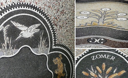 Terrazzo veneziano e mosaici