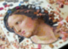 Mosaic during composition