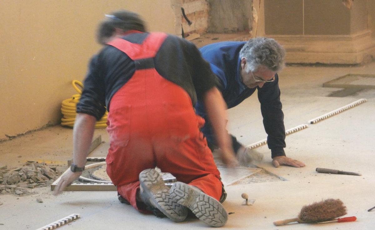 Italian skilled workers