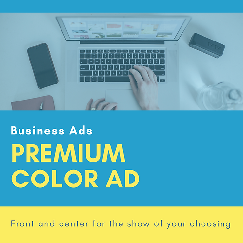 Premium Ad ($300-500)