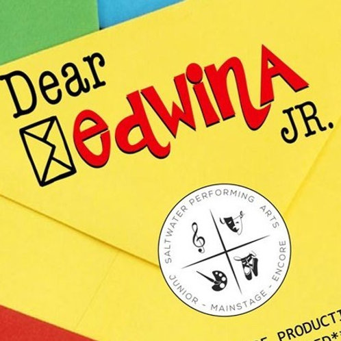Dear Edwina Jr. Ticket & Dessert (Child $15 / Adult $20)