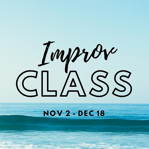 Improv Class (Grades 6-12)