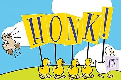 Honk Jr. Registration
