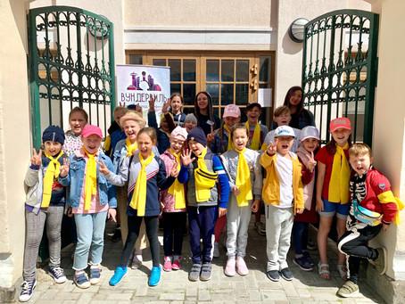 С 17 июня 2020 года у нас открылся детский лагеря  ПрофStory!