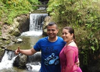 Domingueando en Cabañas JC - Reserva Natural