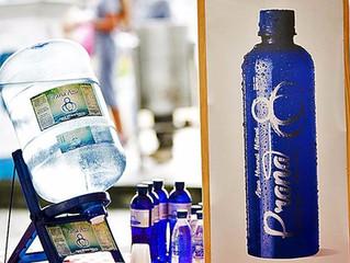 Agua Mineral Natural PRANA AZUL