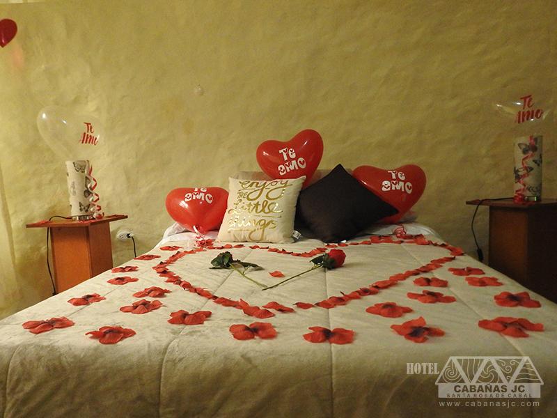 Decoración romántica en la Mirla - 1