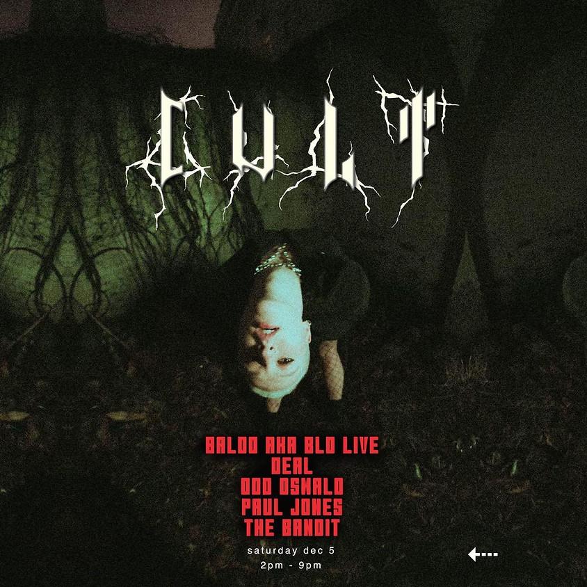 Sideral RTV Special Show // Odd Oswald + Baldo Aka Bld (Live) + Deal + The Bandit + Paul Jones