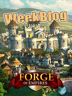 Projektbild - Forge of Empires WeekBlog.