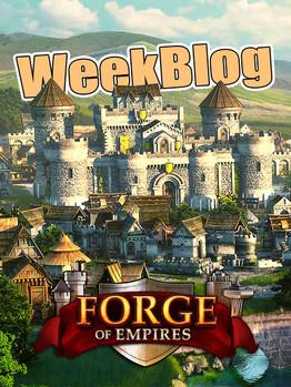 Projektbild - Forge of Empires WeekBlog.