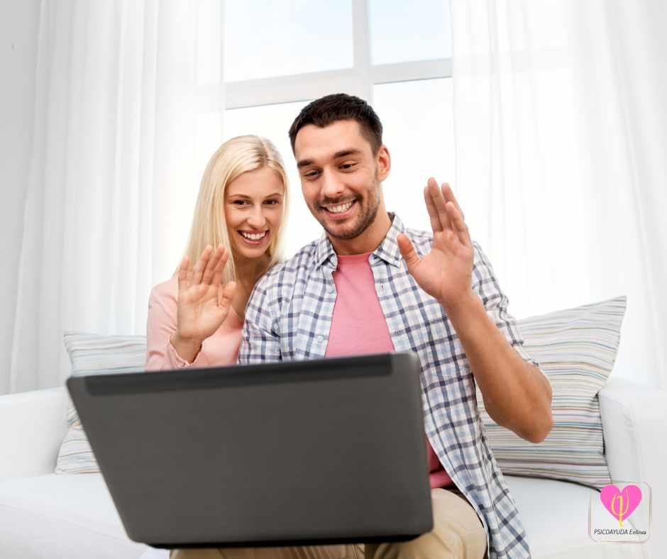 Atención psicológica extendida en pareja