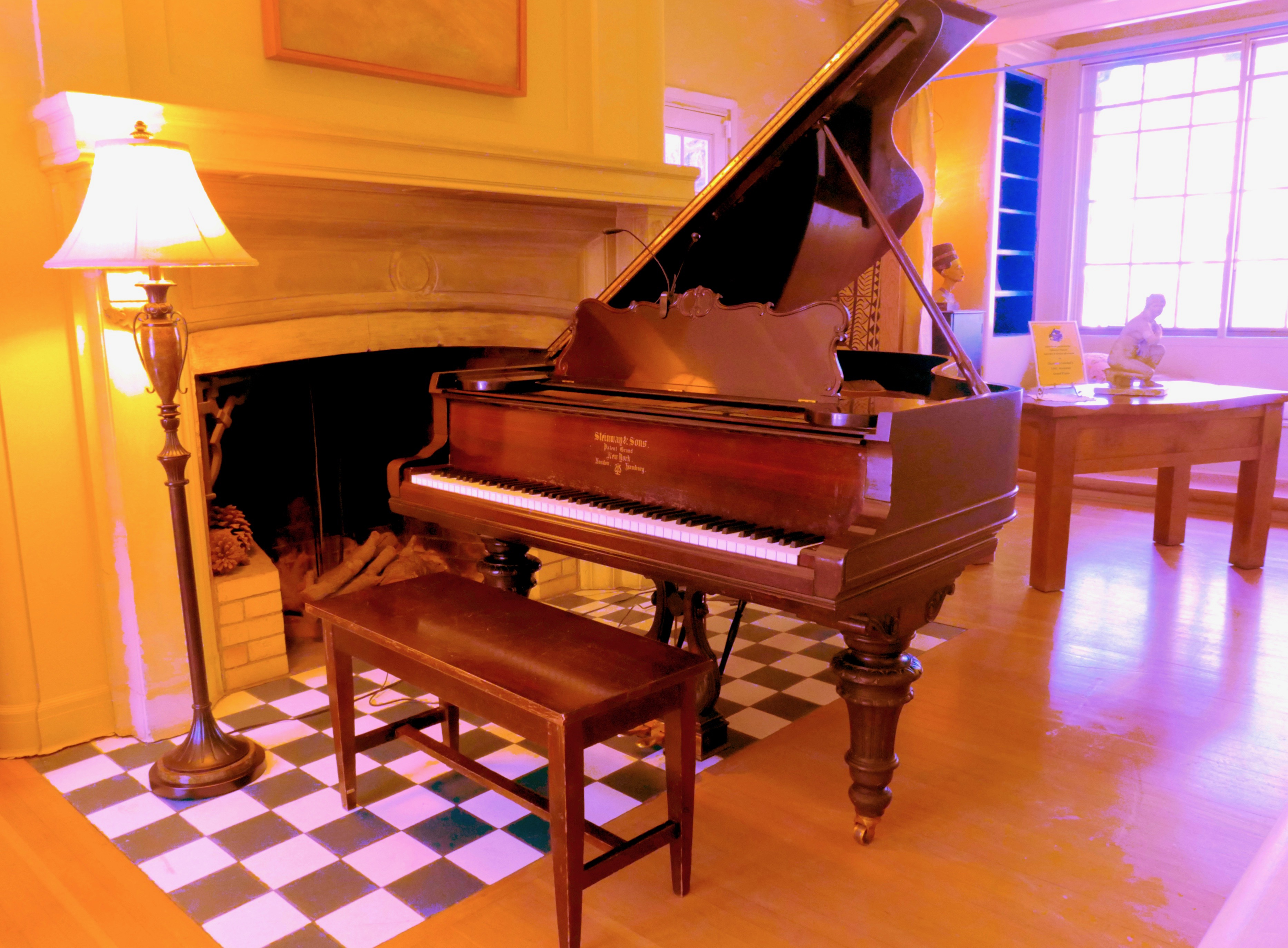 Chairman's Piano