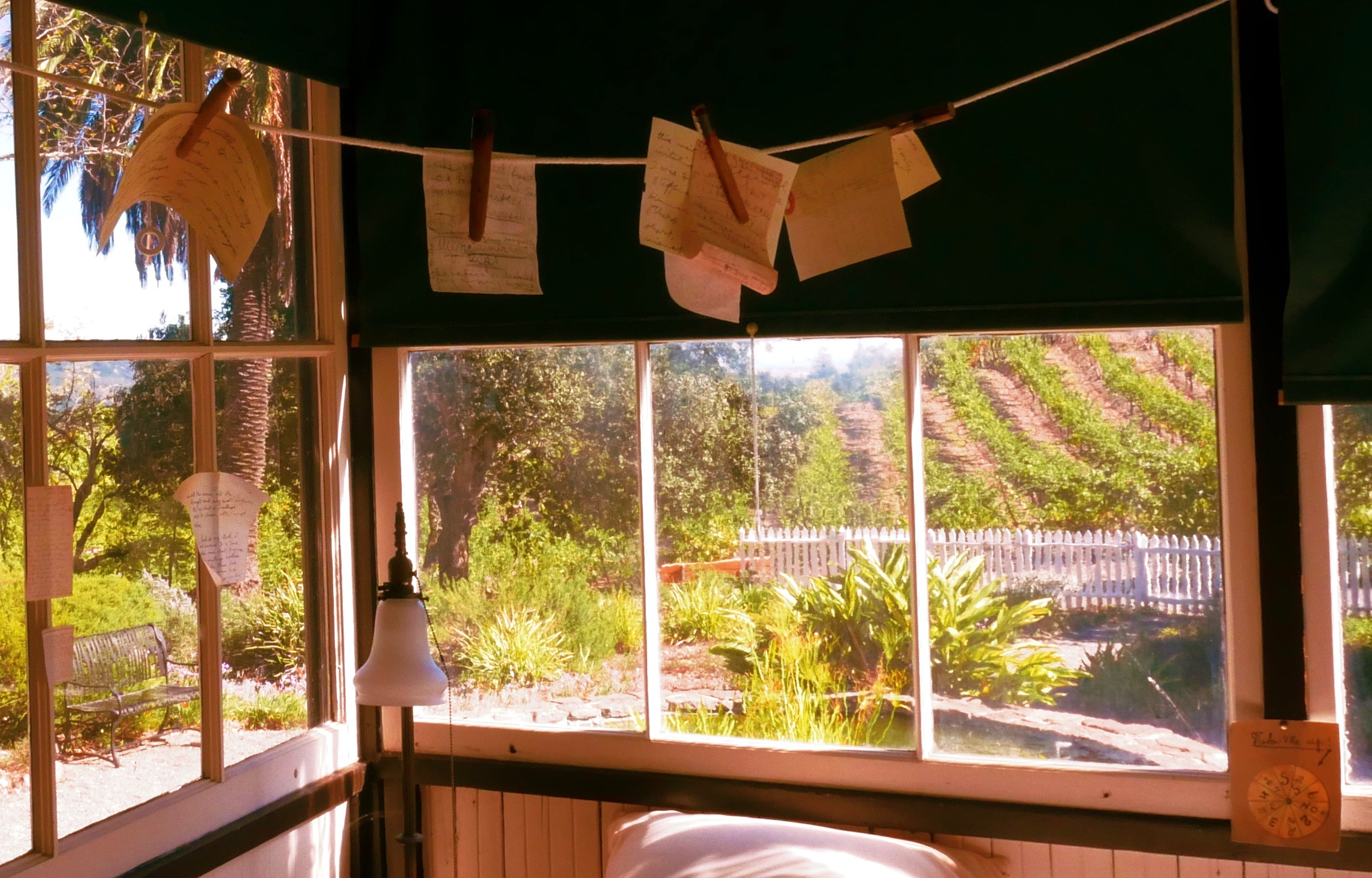 Clothesline Dripping w/ Inspiration