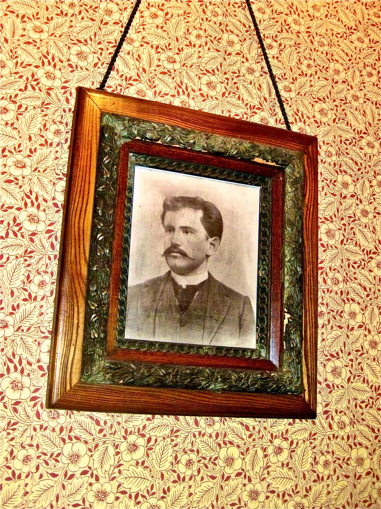 O. Henry Portrait