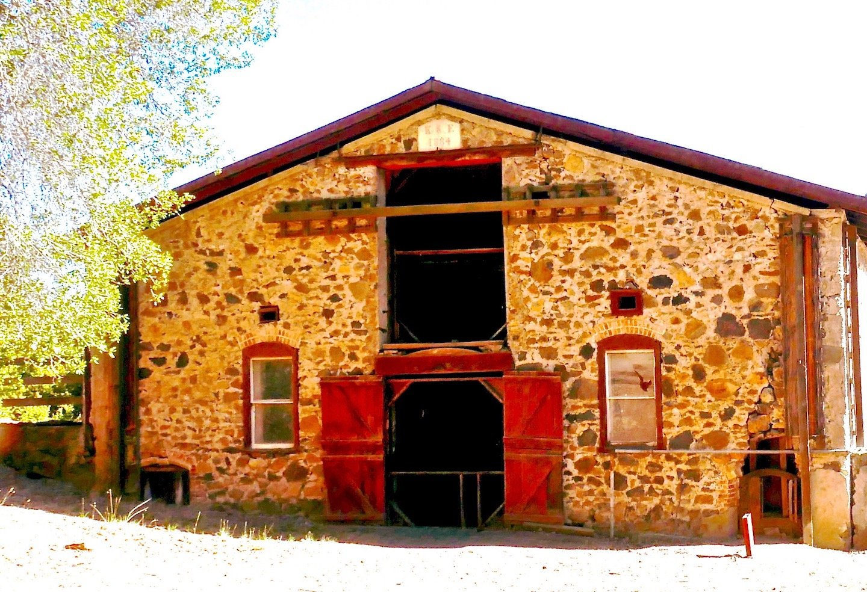 Sherry Barn