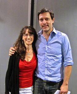 With Nick Twemlow,