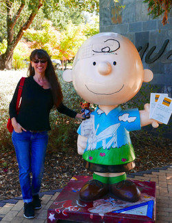 L. B. & Me with Charlie Brown