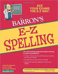 E-Z Spelling Book