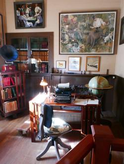 Jack London's Office