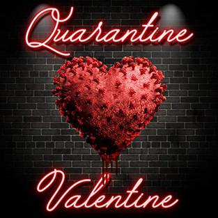 "Kitteh X Kitteh ""Quarantine Valentine"""