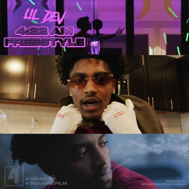 Lil Dev Single Promo