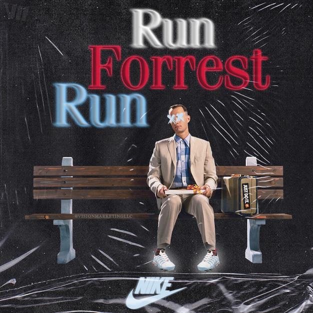 Nike Forrest Gump Concept