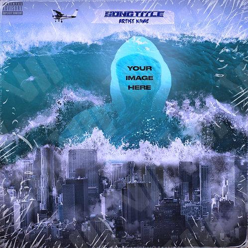 Premade Cover - Tsunami Personal Image