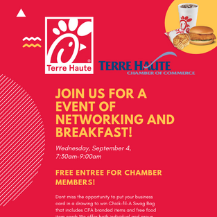 Terre Haute Chamber of Commerce & Chick-Fil-A