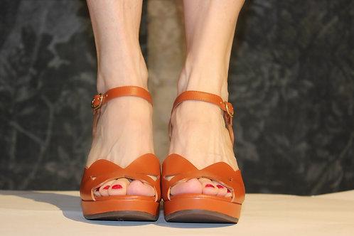 Sandalo cuoio
