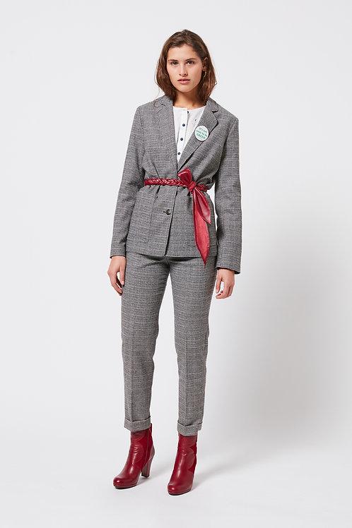 Pantalone a quadretti/ sconto 50%