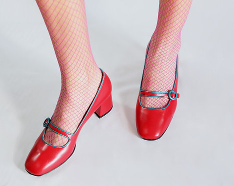 Scarpe modello Mary  Jane