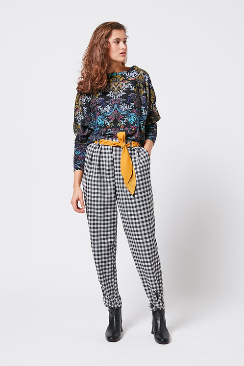 Pantaloni optical/sconto 50%