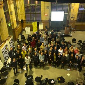 Democracy R&D Network 맨체스터 총회 참석