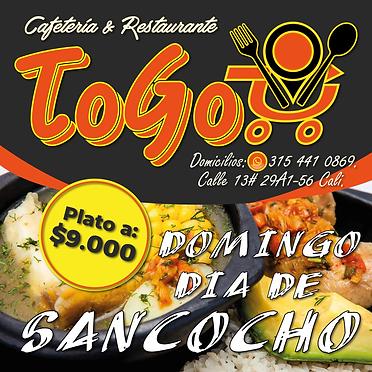 Cafetería y Restaurante ToGo