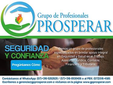 Grupo de Profesionales Prosperar