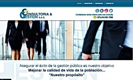 Página Web Consultoria y Gestion S.A.S. web.png