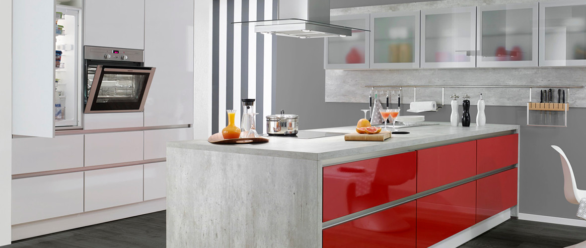 red-decal-whitegrey-finish-contemporary-