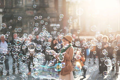 Bubbles going to woman (c).jpg