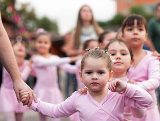 Volta às aulas – Escola de Dança