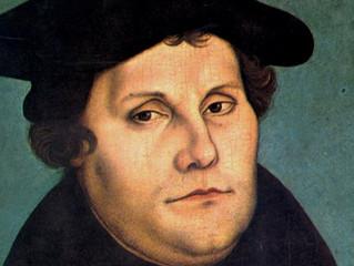 Martinho Lutero – 501 anos da Reforma