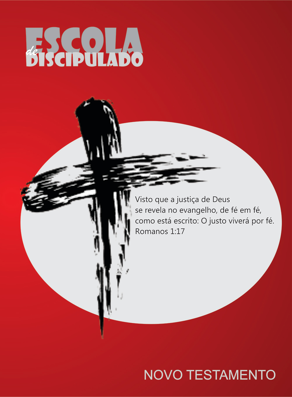 DISCIPULADO - CAPA - NOVO TESTAMENTO