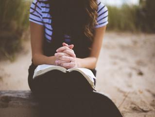 Oração, conectados com Deus!