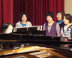 南ひだ少年少女合唱団伴奏担当8