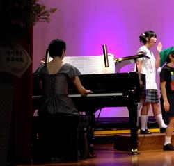 南ひだ少年少女合唱団伴奏担当3