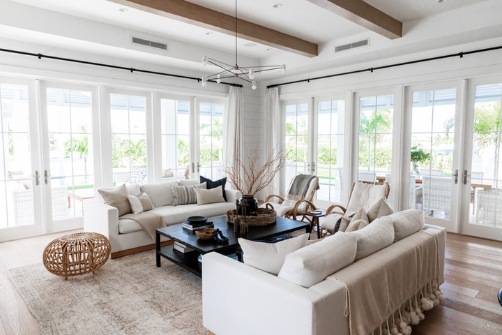 Lalique Pointe Living Room